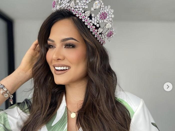 Andrea Meza Miss Universe 2020