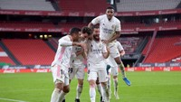 Athletic Bilbao Vs Real Madrid: El Real Menang 1-0