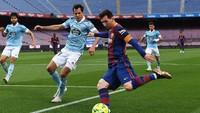 Barcelona Vs Celta Vigo: Barca Dibungkam 1-2