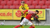 Mainz Vs Dortmund: Menang 3-1, Die Borussen Kunci Empat Besar