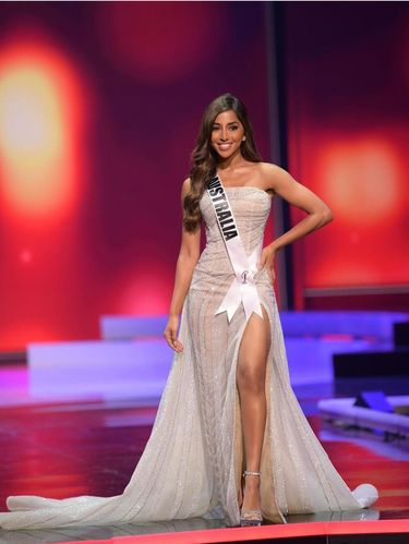 Miss Universe Australia Maria Thattil.
