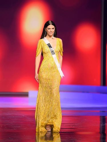 Miss Universe Finland Viivi Altonen.