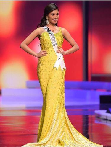 Miss Universe Philippines Rabiya Mateo.