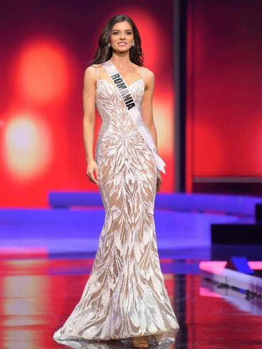 Miss Universe Romania Bianca Tirsin.