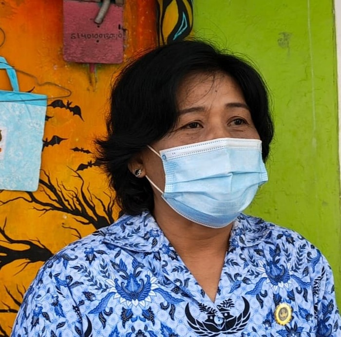 Kabid Pengembangan Perdagangan Disperdagin Kota Kediri, Anik Sumartini