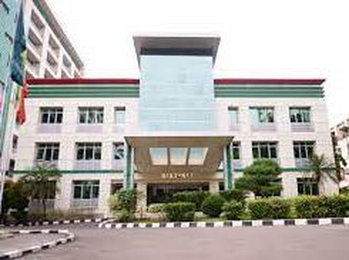 Kampus Universitas Negeri Jakarta UNJ