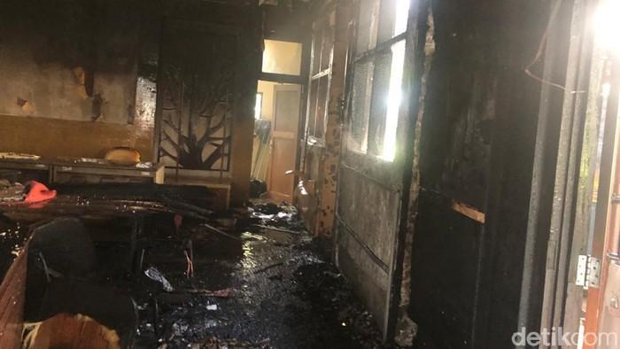 kebakaran di kediri