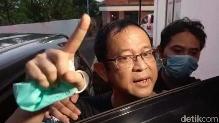 Ketum Ormas di Kota Tegal ditahan gegara postingannya soal dugaan korupsi anggaran COVID-19 di lingkungan Kodim Kota Tegal