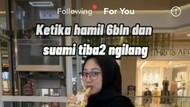 Viral Kisah Pilu Wanita Hamil 6 Bulan, Suaminya Tiba-tiba Kabur