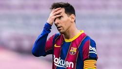 Barcelona Mau Perpanjang Kontrak Messi, tapi...