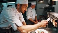 Ini 5 Makna Bentuk dan Model Topi Chef