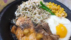 Menjajal Pepper Rice Pakai Sirloin Steak di Mazeru