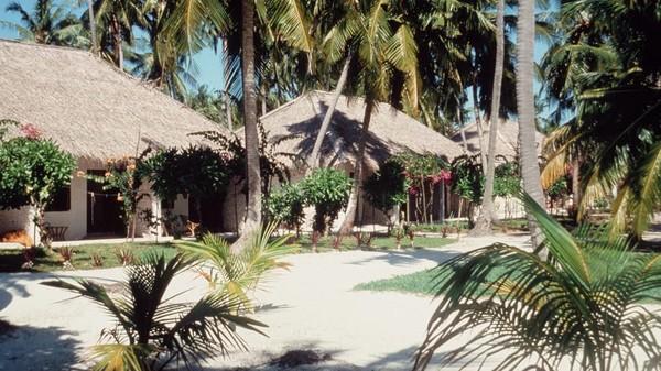 Wilayah Kurumba dulunya merupakan perkebunan kelapa dan hanya dua orang yang tinggal di sana. Foto: Kurumba Maldives/CNN