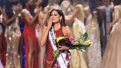 7 Fakta Andrea Meza, Pemenang Miss Universe 2020