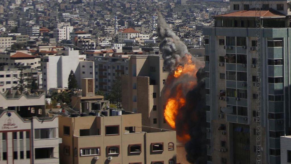 Begini Pergerakan Mata Uang Israel dan Palestina di Tengah Konflik