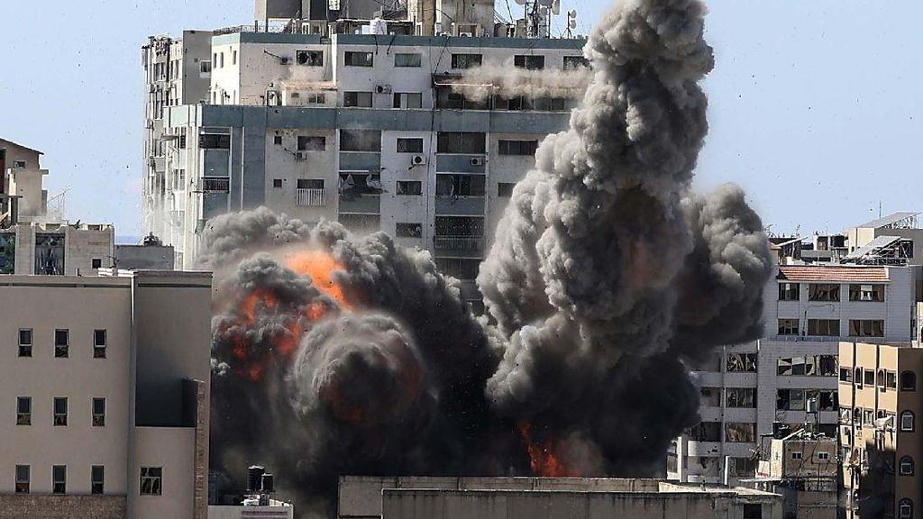 China Minta AS Tak Halangi DK PBB Redam Serangan Israel ke Palestina