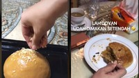 Wow! Kue Nastar Ini Dibuat Berukuran Super Jumbo