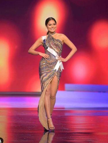 Pemenang Miss Universe 2020 Andrea Meza