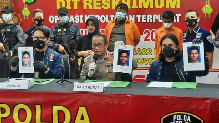 Polisi tangkap 2 pelaku yang terlibat perampokan disertai pemerkosaan di Bekasi
