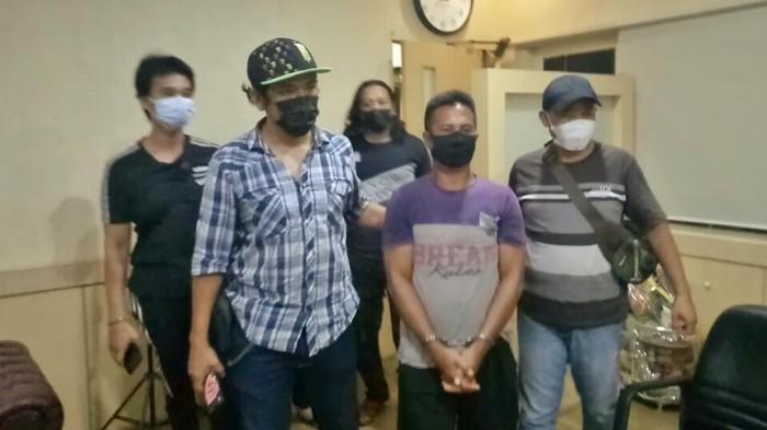 Polisi tangkap kurir narkoba yang bunuh sesama rekannya di Palembang, Sumsel