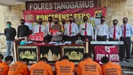 Ada Narkoba di Acara Organ Tunggal Lampung, 8 Orang Jadi Tersangka