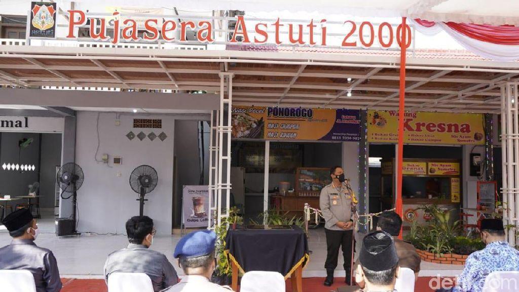 Yuk Makan dan Santai di Pujasera Astuti 2000, Sentra Kuliner Baru Bojonegoro