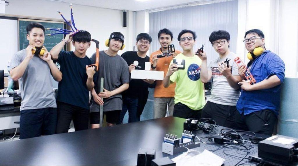Kisah Mahasiswa RI Berkuliah di Korea : Bermalam di Kampus Selama Ujian