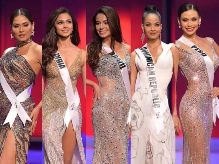 Top 5 Miss Universe 2020