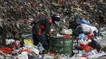 Usai Lebaran Sampah Berlimpah, Pemulung Berkah