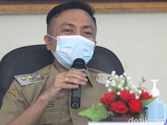 Wakil Bupati Blitar Rahmat Santoso