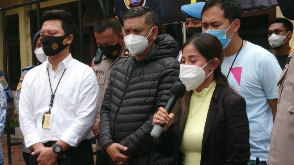 Wanita Viral Maki Petugas Gegara Diputar Balik di Anyer Ditangkap!