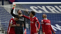 West Brom Vs Liverpool: Gol Alisson Bawa The Reds Menang Dramatis