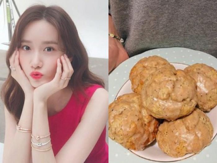 Yoona SNSD Jago Baking Bisa Bikin Roti dan Pie Enak