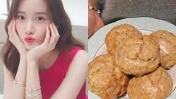 5 Bukti Yoona SNSD Jago Bikin Kue, Bisa Bikin Roti hingga Pie