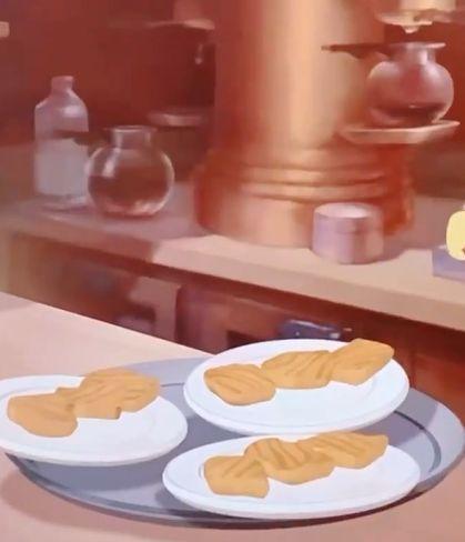 Bikin Makanan Mirip yang Ada di Film Disney