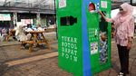 Eco Green Setor Sampah Botol Plastik Dapat Point