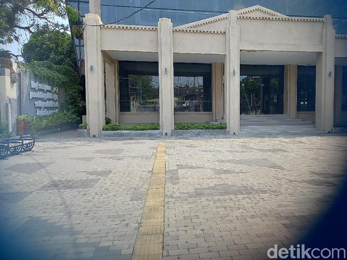 Eks Bioskop Indra Yogyakarta, Selasa (18/5/2021).