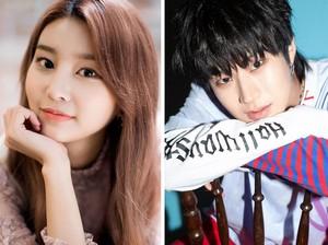5 Fakta Hubungan Hyebin MOMOLAND dan Marco eks UNB, Pakai Barang Couple