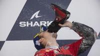 Kenapa Jack Miller Selalu Minum dari Sepatu untuk Rayakan Kemenangan di MotoGP?