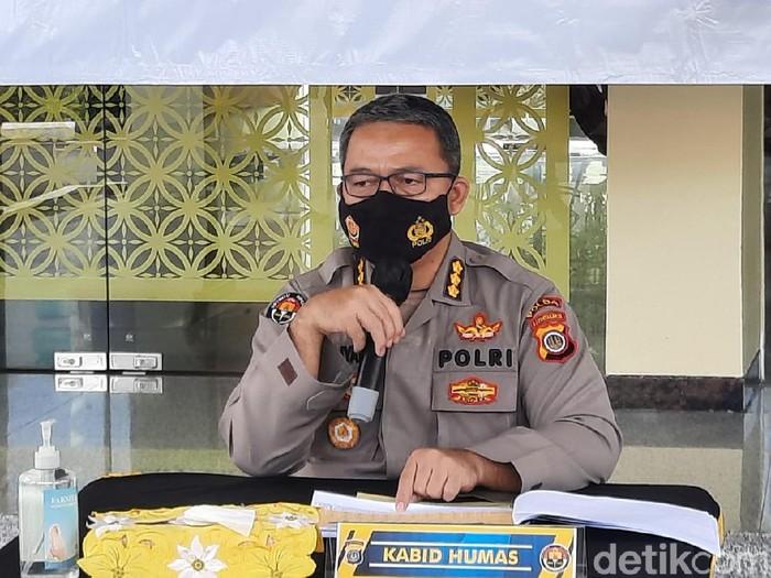 Kabid Humas Polda DIY Kombes Yuliyanto, Selasa (18/5/2021).