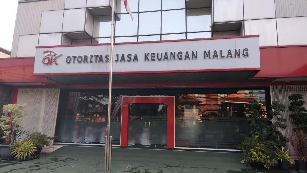 Kepala OJK Malang, Sugiarto Kasmuri