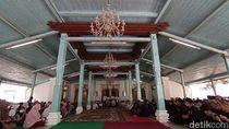 Gelar Open House, Keraton Kanoman Cirebon Batasi Tamu yang Datang