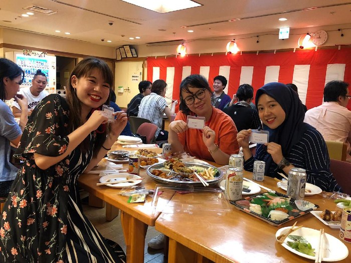 Kisah Mahasiswa RI Berkuliah di Jepang: Banyak Acara Lintas Budaya