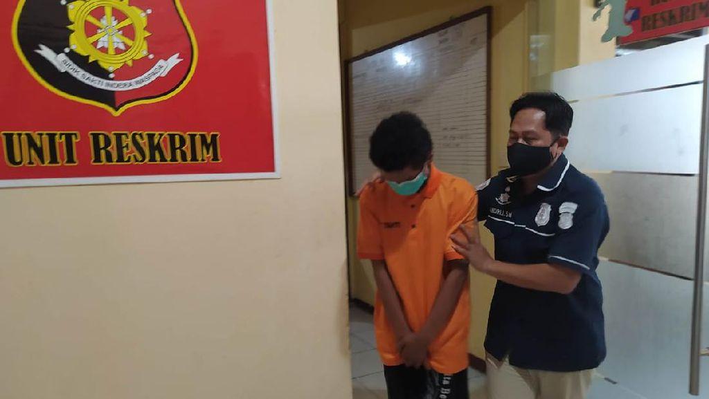 Jambret Viral di Jagakarsa Pakai Uang Korban untuk Traktir Teman Saat Lebaran
