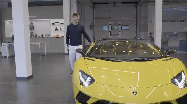 Lamborghini Paulo Dybala