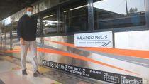 Larangan Mudik Usai, Ini Jadwal 10 Perjalanan Kereta Jarak Jauh dari Bandung