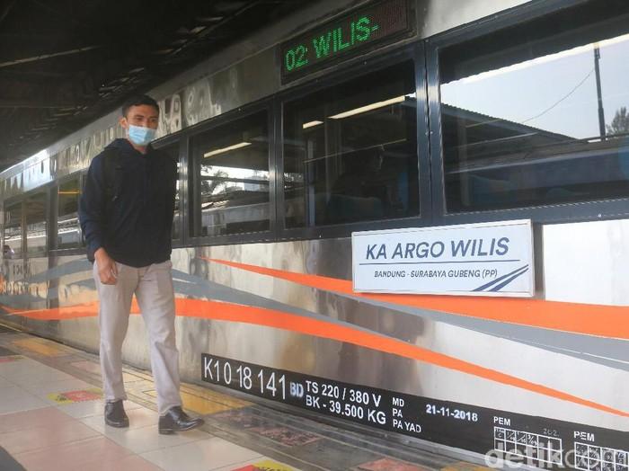 Larangan mudik usai, 10 perjalan kereta jarak jauh mulai beroperasi