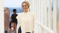10 Transformasi Gaya Liza Aditya Hingga Putuskan Lepas Hijab