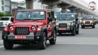 Desain Mobilnya Mirip, Jeep Ngamuk Jegal Penjualan Mobil India