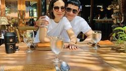 Makin Romantis! Kompaknya Vino G. Bastian dan Marsha Timothy Saat Makan Bareng